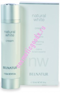 Natural White cream, Натурал Вайт крем, Belnatur 50мл
