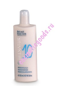 Bel Epil Body Milk / Бэл Эпил Боди Милк, Belnatur 250 мл